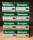 "Remington 20 Ga 2-3/4"" 8-Shot Shotgun Shells, Approx 160 Rounds, Local Pickup Only"