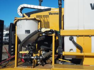 Vermeer MX125 Directional Drill Mix System