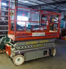2006 SkyJack Electric Scissor Lift, SJIII 3220, 154 Hours On Gauge