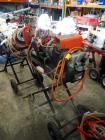 Ridgid Threading Machine Model 250, Including Reamer, Threader, Cutter, Oiler System, & Dies
