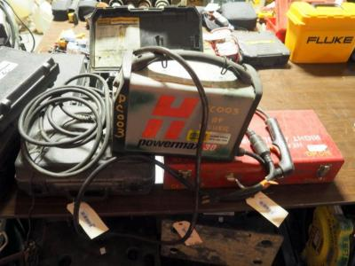 Hypertherm Powermax 30 Plasma Cutter