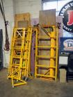 Renegade Multipurpose Scaffolding, Qty 3, Including Safety Rails, Walk Boards, & Casters