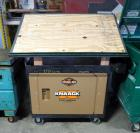 "Knaack Armour Secured Storage Cart With Custom Designed Stand, Model #CA-01, 51"" x 48"" x 27"""