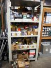 Electrical Components & Hardware, Including Barrier Strips, Slide Dimmers, Wall Switches, Outlets, Plugs, & More, Contents Of 4 Shelves