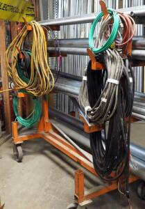 Heavy Duty Electrical Wiring & Power Cords, Contents Of Conduit Rack, Rack Not Included