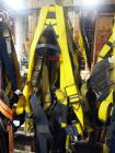 Construction Style Positioning 3 D-Ring Harnesses, Including DBI Sala, Safe Approach, Gemtor, & More, Qty 11