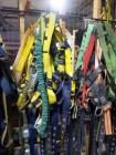 Construction Style Positioning 3 D-Ring Harnesses, Including Miller, Delta, Sala, & More, Qty 8