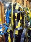 Construction Style Positioning 3 D-Ring Harnesses, Including DBI Sala, First, Spider, & More, Qty 11
