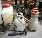 Pump Sprayer Assortment, Including Solo Backpack Sprayer, Total Qty. 5