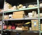 Cable Managers, Enclosures, Rail Assemblies, Fiber Riser, Trays, Brackets, And More, Contents of 2 1/2 Shelves