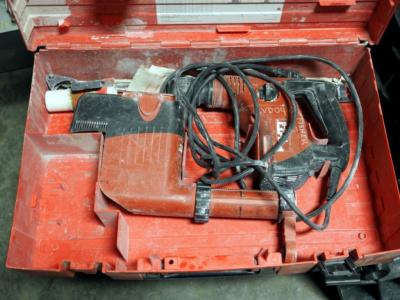 Hilti Rotary Hammer TE 6-S, Includes Carrying Case