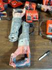 Milwaukee Battery Powered Sawzalls Qty 2, Includes Battery Chargers, No Batteries