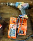 "MIlwaukee Battery Powered 1/2"" Hammer Drill With Charger, No Battery"