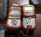 Amprobe MegaTest One Thousand Volt Tester And Digital Megohnmeter Model # Amb-25, Both Include Leads and Battery Powereed