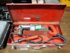 Electric Milwaukee Heavy Duty 1/2In Right Angle Drill, Includes Metal Carrying Case