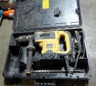 "DeWalt 1 9/16"" Electric Spline Rotary Hammer Model # D25553, Includes Drill Bit and Carrying Case"