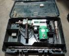 "Hitachi Electric 1 1/2"" Rotary Hammer Drill Model #DH38YE, Includes Drill Bits and Carrying Case"
