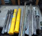 "DeWalt 20"" Hex Bull Point Chisels And More. Qty. 11"
