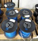 Commscope Communication Cable, 4 Pair 23 AWG, Product Number UN874035104/10, 5 Spools, Approximately 5000 Feet