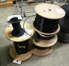Structured Cable Products Cat 6 Direct Burial Cable, Liberty QuickLinx Cable, And More, 5 Partial Spools