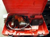 Hilti Rotary Hammer TE 5, Includes Carrying Case