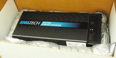 Exeltech XP1100 Power Inverter, Appears New In Box