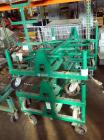 "Greenlee Mobile Conduit & Pipe Rack With Casters, Model #668, 63"" x 58"" x 34, Qty 3"