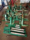 Greenlee Screw-Type Reel Stands, Model 687, Load Capacity 2500 Pounds, Qty 12 & More