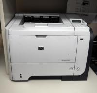 HP LaserJet Model #P3015, Unknown Working Condition