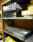 Server Switches Including Barracuda Network, Firewall 300, 3Com Model # NBX V3000 Analog, 3C16490 Baseline Switches, And More, Total Qty 7