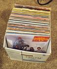 Record Album Collection Including The Rolling Stones, CCR, Glen Miller, Herman's Hermits And More. Qty. 75