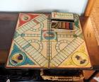"Antique 1915 Parker Brothers ""Pollyanna The Glad"" Board Game, Complete With Board, Utensils and Instructions"
