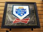 "Budweiser Kansas City 2012 All Star Game Bar Mirror, 23.75"" Wide x 19.5"" High"