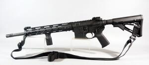 Windham Weaponry WW-15.233 Cal Rifle SN# WW145791, Magpul Stock, Extended Charging Handle, Flip Up Sights, Nickel-Boron Trigger, Sling, No Mag