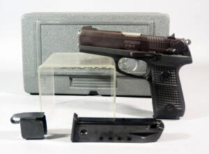Ruger Model P94 .40 Auto Pistol SN# 341-31075, 2 Total Mags And Mag Loader, In Original Hard Case