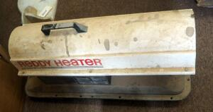 Reddy Heater Model M30 Portable Kerosene Heater, 50,000 BTU