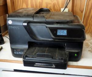 HP Officejet Pro 8600 Printer, Scanner, Copier