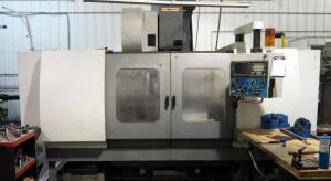 1996 YCM CNC Machining Center With BT40 Taper, Model Max 8, Serial Number 607008 - SEE VIDEO