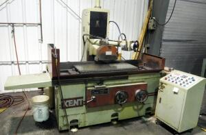1990 Kent Auto Surface Grinder, Model KDS.410AHD, Serial Number 890772.3