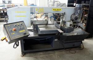 2006 Hyd-Mech HZ Cut-Off Saw, Model 20, Serial Number 6A0307355