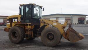 2004 Caterpillar #924GZ Front End Wheel Loader, 6259 Hours, PIN# CAT0924GTRTA00259, City of Belton Surplus Item, SEE VIDEO