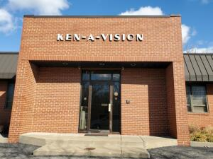 """Ken-A-Vision"" Metal, Individually Lettered Retail Signage, Bidder Responsible For Proper Removal"