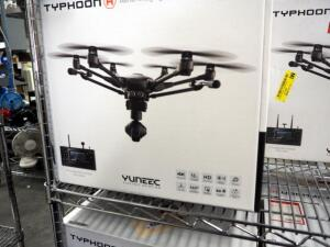 Yuneec Complete Refurbished Typhoon H Drone Including Ground Station (No Camera)