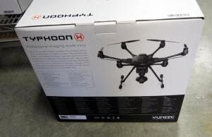 Yuneec Complete Refurbished Typhoon H Drones Including Ground Stations (No Camera)