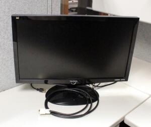 "ViewSonic 27"" LCD Monitor, Model VS12843"