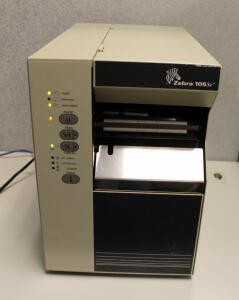 Zebra 105SE Label Printer