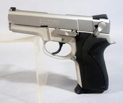 Smith & Wesson Model 6906 9mm PARA Pistol SN# VBE1580