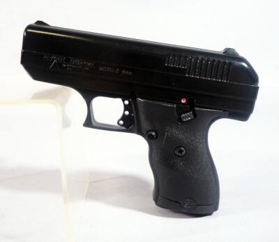 Hi-Point Model C 9mm Pistol SN# P043740, Sticky Mag Release