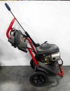 Excell 2500 PSI Max Pressure Washer VR2522 With Honda 5.5HP Engine, 2.2 GPM