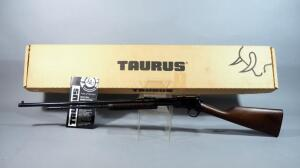 Taurus Model 72 .22 Mag Pump Action Rifle SN# VI1958, With Paperwork, In Original Box